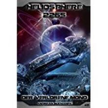 Heliosphere Band 45, Der verlorene Mond, Titelbild, Rezension