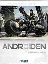 Androiden Band 1, Titelbild, Rezension