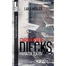 Christopher Diecks, Privatdetektiv, Cover