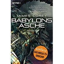 Babylons Asche, James Corey, Titelbild, Rezension
