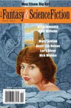 The Mag of Fantasy and SF, 11/12 2017, Rezension