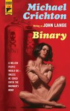 Binary, Hard Case Crime, Thomas Harbach, Michael Crichton, John Lange