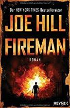 Fireman, Titelbild, Rezension
