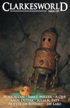 Clarkesworld 129, Titelbild, Rezension