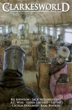 Titelbild, Clarkesworld 114, Rezension, Thomas Harbach