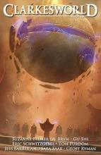 Clarkesworld 132, Titelbild, Rezension