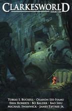 Clarkesworld 136, Titelbild, Rezension