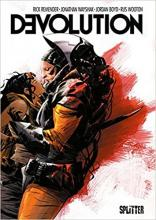 Devolution, Splitter Verlag, Titelbild