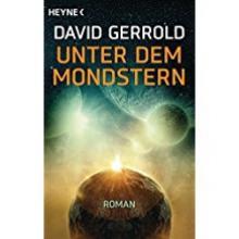 Unter dem Mondstern, David Gerrold, Cover, Rezension