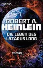 Die Leben des Lazarus Long, Titelbild, Rezension
