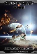 Heliosphere 2265, Band 40, Schlacht um Alzir, Titelbild, Rezension