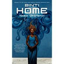 Binti Home, Titelbild, Rezension