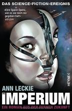 Das Imperium, Ann Leckie, Titelbild, Rezension