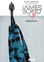 James Bond 2, Splitter Verlag, Titelbild