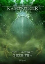 Atlantis Verlag, Schwere Gezeiten, Dirk van den Boom, Rezension, Titelbild