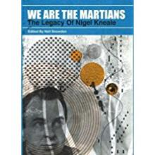 We Are the Martians, Titelbild, Rezension