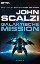 Galaktische Mission, Rezension, Titelbild