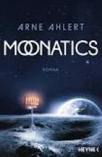 Moonatics, Titelbild, Rezension