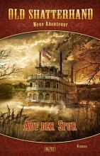 Old Shatterhand Neue Abenteuer band 2, Auf der Spur, Titelbild, Rezension
