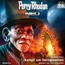 Perry Rhodan Neo 96, Kampf um Derogwanien, Michelle Stern, Rezension
