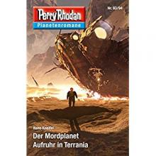 Perry Rhodan Planetenroman 93/94, Titelbild, Rezension