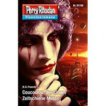 Perry Rhodan Planetenroman 97/98, Titelbild, Rezension