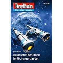 Perry Rhodan Planetenroman 91/92, Titelbild, Rezension