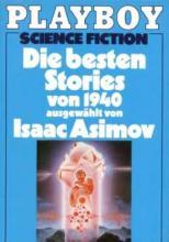 Die besten Stories von 1940, Isaac Asimov, Titelbild, Rezension