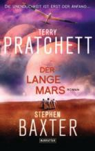 Der lange Mars, Stephen Baxter, Terry Pratchett, Rezension, Thomas Harbach