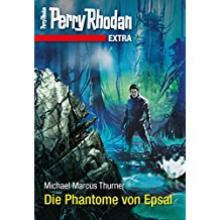 Phantome von Epsal, Thurner, Titelbild, Rezension