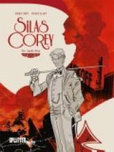Silas Corey, Band 1, Titelbild, Rezension