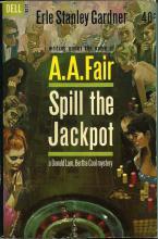Splitt the Jackpot, A.A. Fair, Titelbild