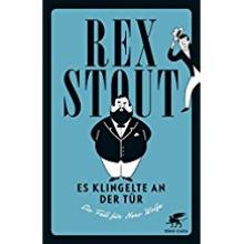 Es klingelte an der Tür, Rex Stout, Titelbild