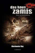 Das Haus Zamis 45, Blackwater Bay, Titelbild, Rezension