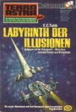 E.C. Tubb, Labyrinth der Illusionen, Rezension, Titelbild