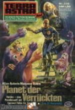 Terra Astra 328, Planet der Verrückten, Marianne Sydow, Thomas Harbach