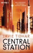 Central Station, Titelbild, Rezension