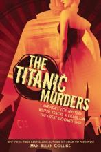 The Titanic Murders, Man Allan Collins, Rezension, Titelbild