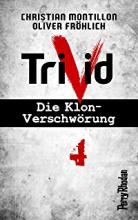 Perry Rhodan Trivid Band 4, Titelbild, Rezension