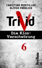 Perry Rhodan Trivid Band 6, Zusammenhalt, Titelbild, Rezension