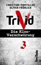 Perry Rhodan Trivid 3, Titelbild, Rezension