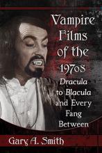 Vampire Films of the 1970s , Titelbild, Rezension