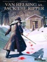 van Helsing vs. Jack the Ripper, Splitter Comic, Rezension, Thomas Harbach