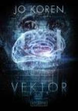 Jo Koren, Vektor, Titelbild, Rezension