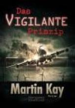 Das Vigilante Prinzip, Titelbild, Rezension