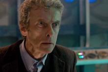 Peter Capaldi als Doctor