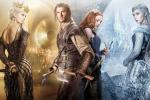 The Huntsman & The Ice Queen Poster