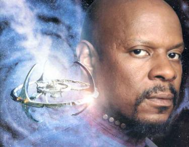 Star Trek: Deep Space Nine Benjamin Sisko Poster