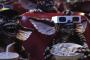 Gremlins mit 3D-Brillen im Kino