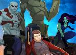 Guardians of the Galaxy Anime-Serie